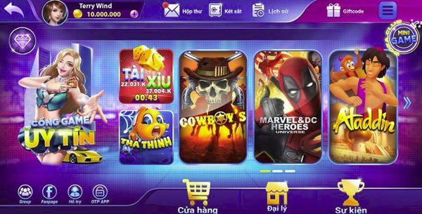 Nhà cái chơi Game Slot đổi thưởng chất lượng uy tín nhất 2020