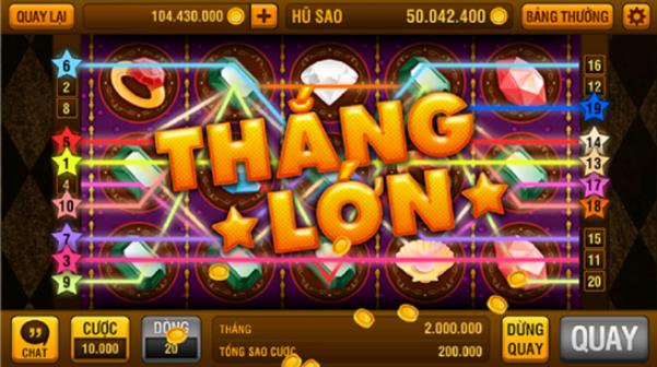 Kiếm bộn tiền với Game Slot đổi thưởng tại nhà cái Wellbet