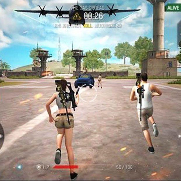 3 địa điểm nhảy dù lý tưởng trong game Free Fire